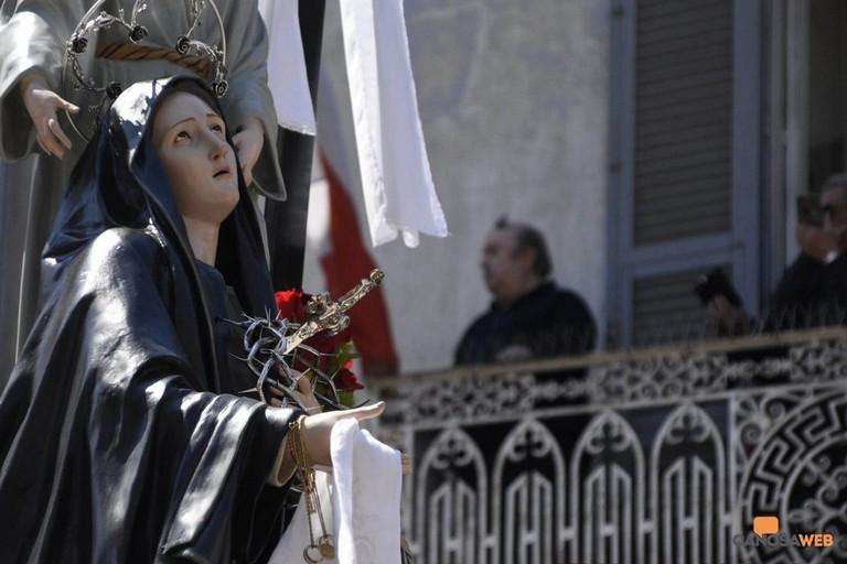 Canosa di Puglia Desolata Processione 2019