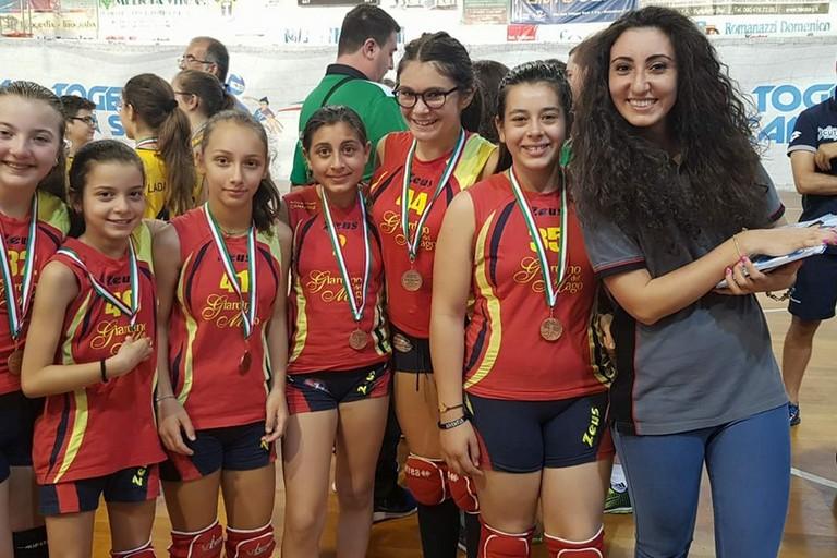 A Noicattaro, ASD Diomede Volley  Canosa