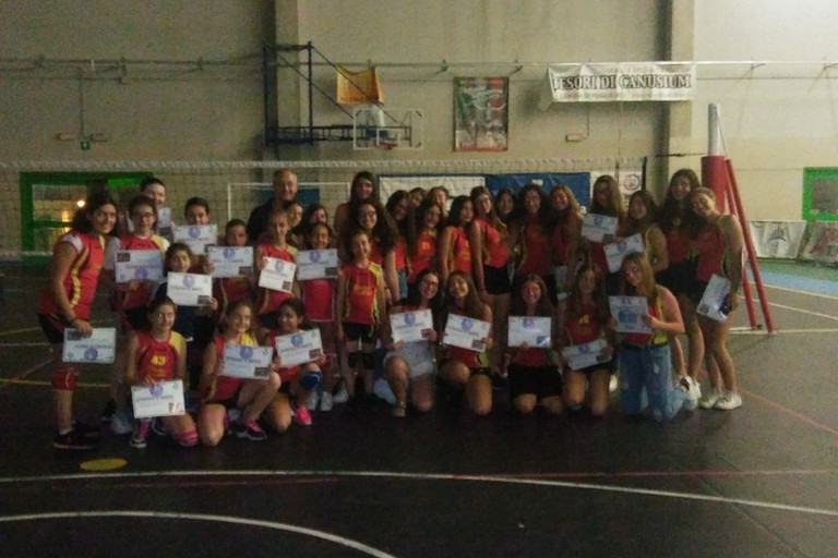 ASD Diomede Volley Canosa 2018