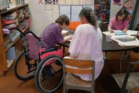 Disabili e educatori
