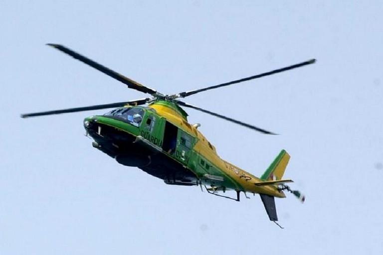 Guardia di Finanza Elicottero