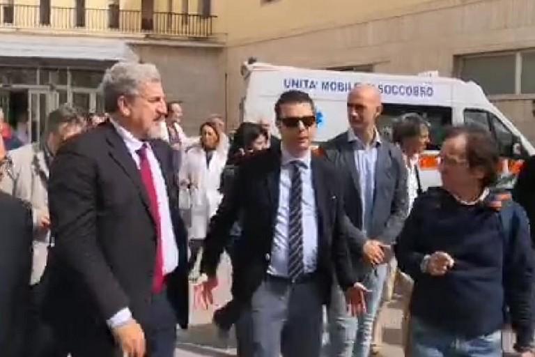Emiliano  Morra Presidio Post Acuzie di Canosa
