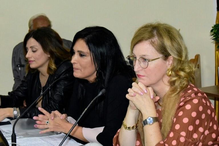 Rosa Anna Asselta  Carmelinda Lombardi Elisabetta Grande