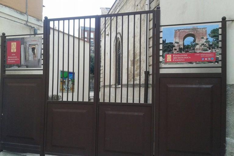 Nuova sede Fondazione Archeologica Canosina