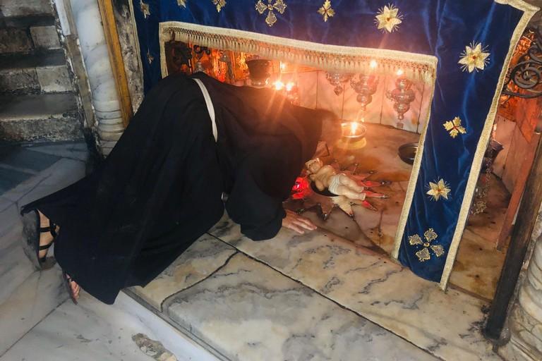 Franescani a Betlemme