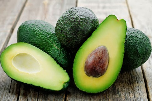 Frutta esotica avocado  mango