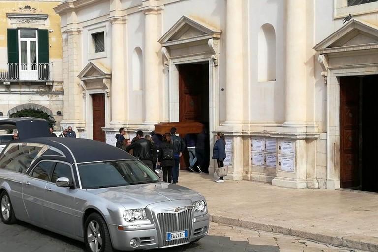 Funerali di Basile Pietro