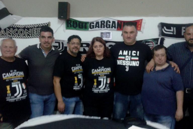 Juventus Official Fan Club Rodi Garganico -Sezione di Canosa