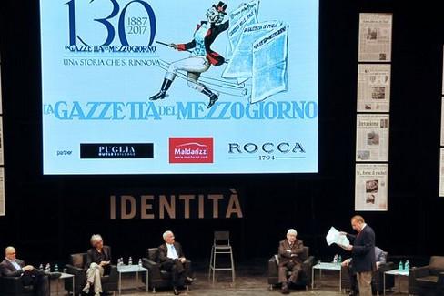 130 Anni La Gazzetta del Mezzogiorno