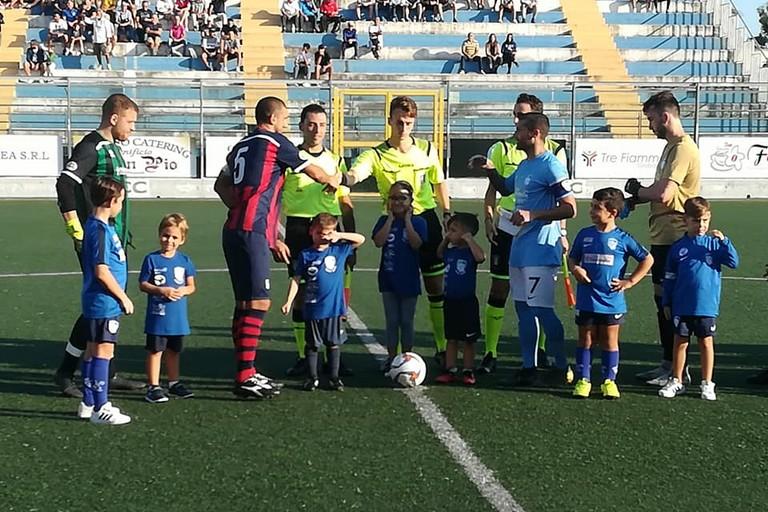 Manfredonia-Canosa  4-1