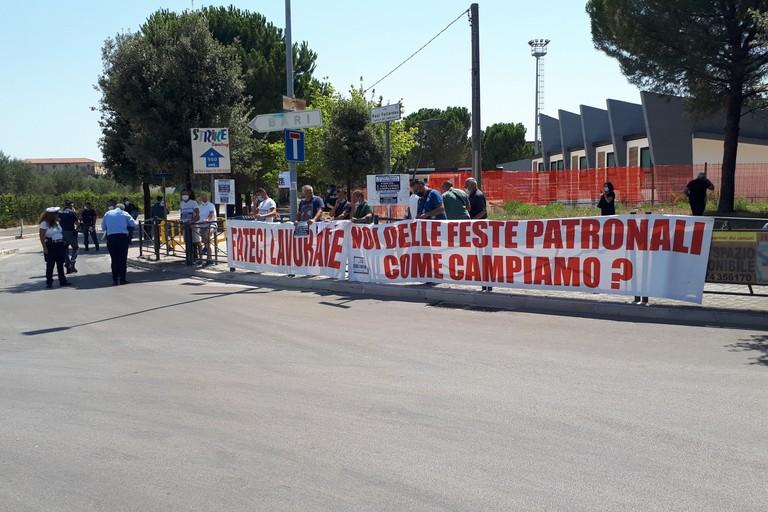 Ambulanti a Cerignola