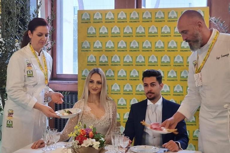 Matrimonio green -AGRIWEDDING - NOZZE