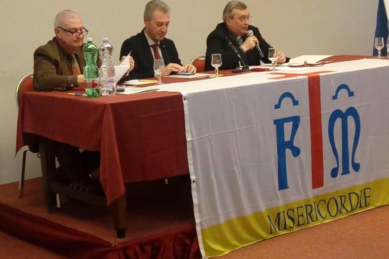 Roma Convegno Nazionale del Correttori delle Misericordie
