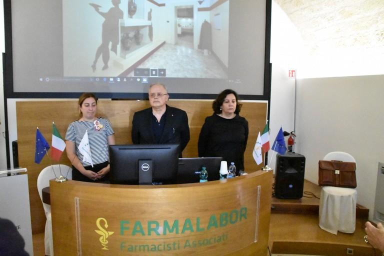 Giuseppe Palumbieri - Mariastella Margozzi Centro Studi  Farmalabor Fontana