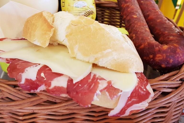 Coldiretti  Puglia panini a km0