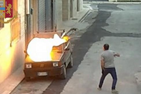 La Polizia arresta 48enne sorvegliato speciale-Canosa