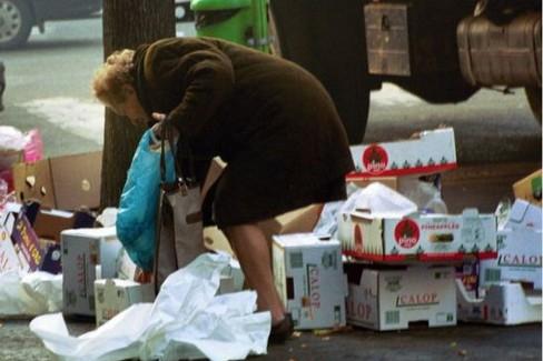 Effetto povertà