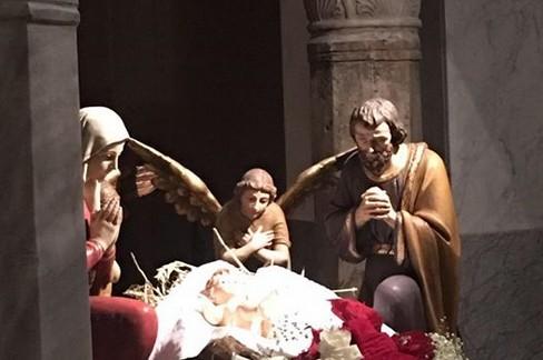 2016 Presepe Cattedrale S.Sabino