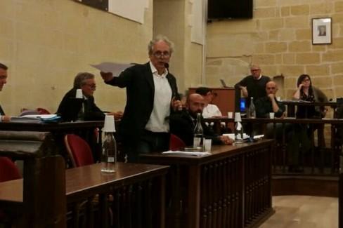 Consigliere Enzo Princigalli