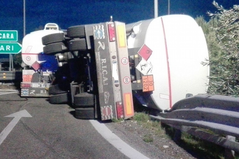 A14 rimorchio camion