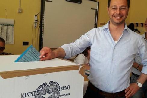 Roberto Morra candidato sindaco  M5S