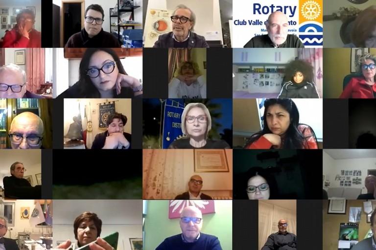 Webinar Rotary Club Canosa