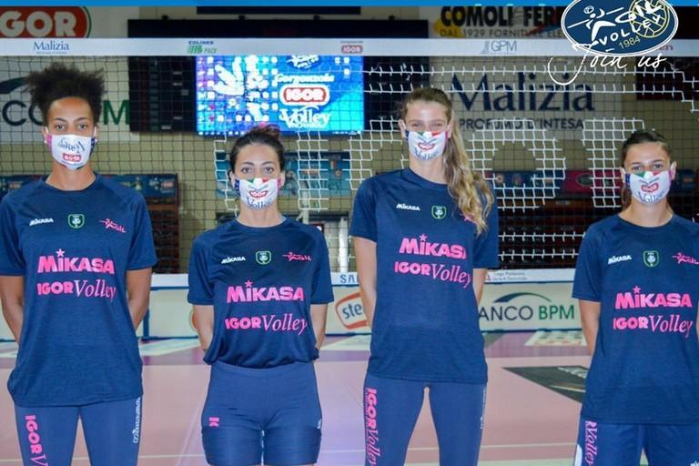 2020 Sansonna Igor Volley Novara