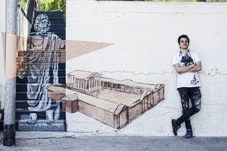 2017 Street Art  Piskv