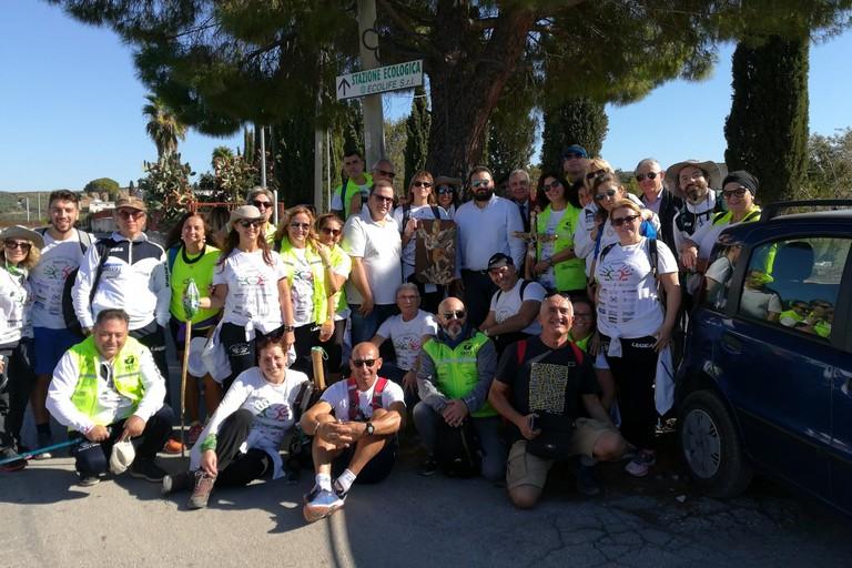 A Canosa, l'Associazione Amici del Cammino di Santiago della Sezione Barletta