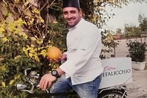 Chef Sabino Scolletta