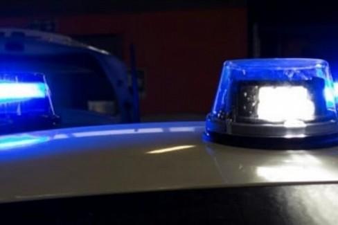 Polizia lampeggiante