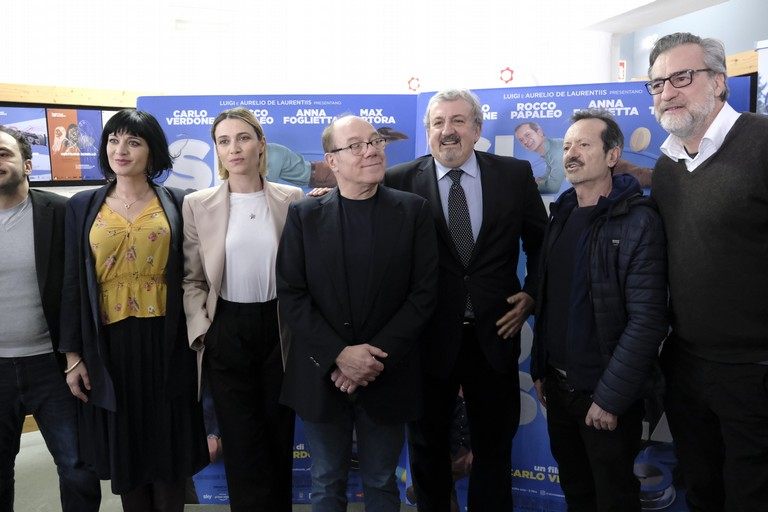 2020 Bari Presentazione film
