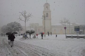 Neve a Canosa