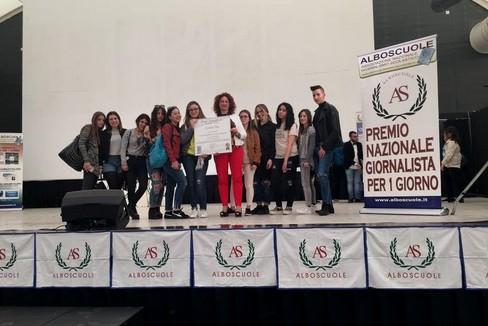 Al Liceo 'Fermi' il Premio di Giornalismo Scolastico