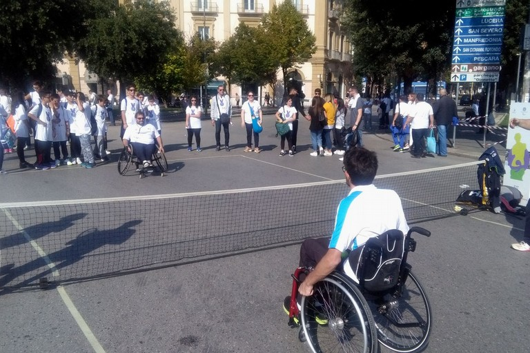 Sport paralimpico