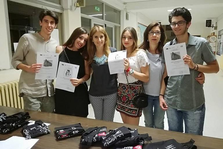 Premiazioni Liceo