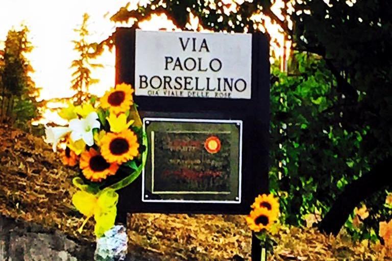 Via Paolo Borsellino