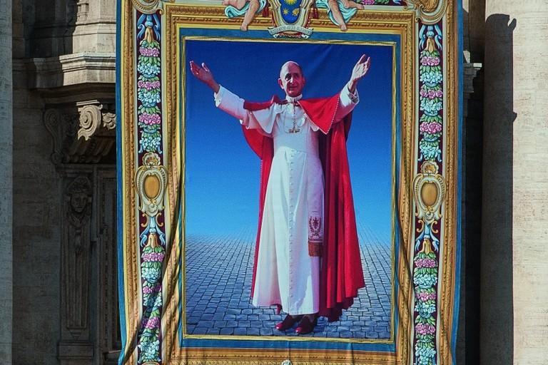 Papa Paolo VI Santo