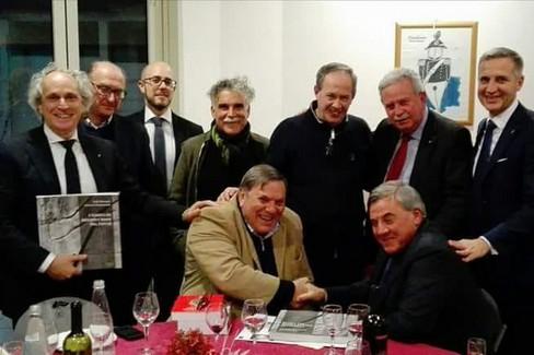Princigalli,Giammarusti, Valentino ,Bacco, Lavacca,Fontana