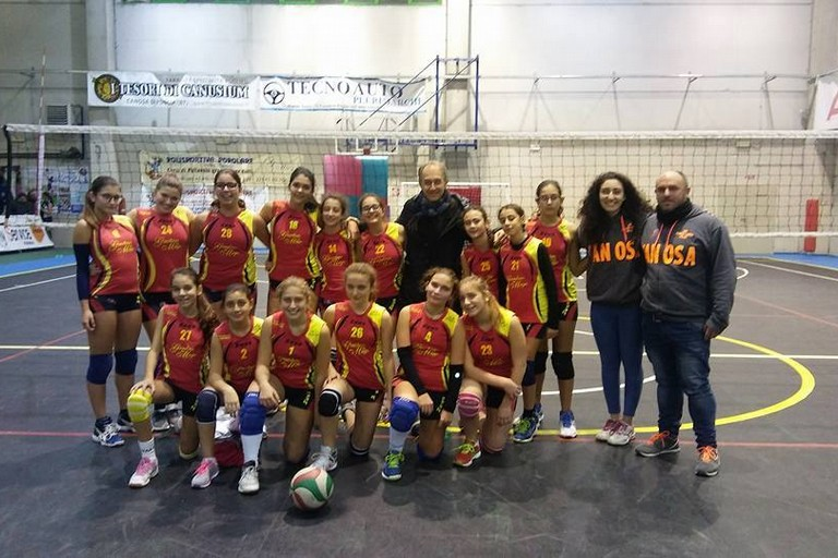 Diomede Volley U14