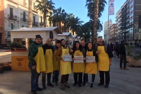 #IOSTOCONLAGAZZETTA Coldiretti Puglia