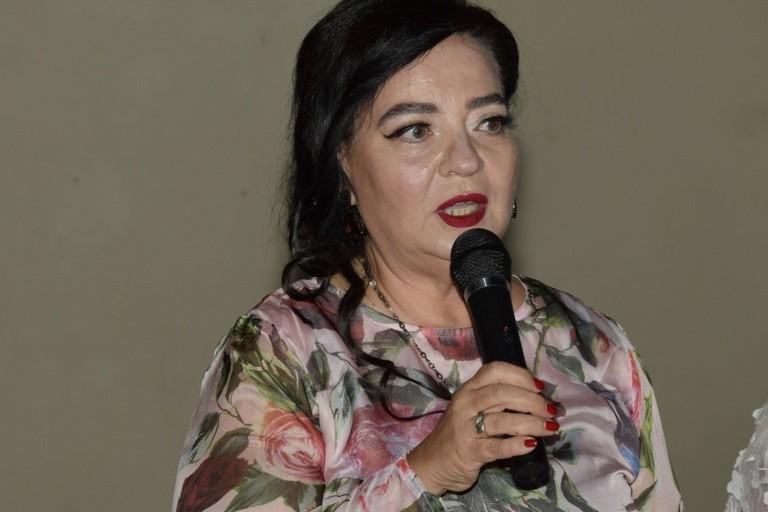 """Giusy Del Vento ospite a """"Libri nel Borgo Antico"""""""