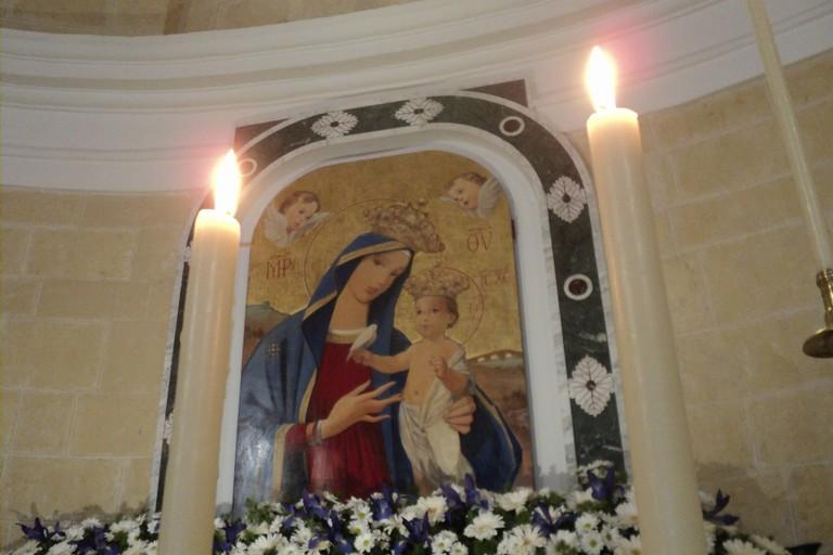 Cappella di S. Maria di Costantinopoli  Canosa