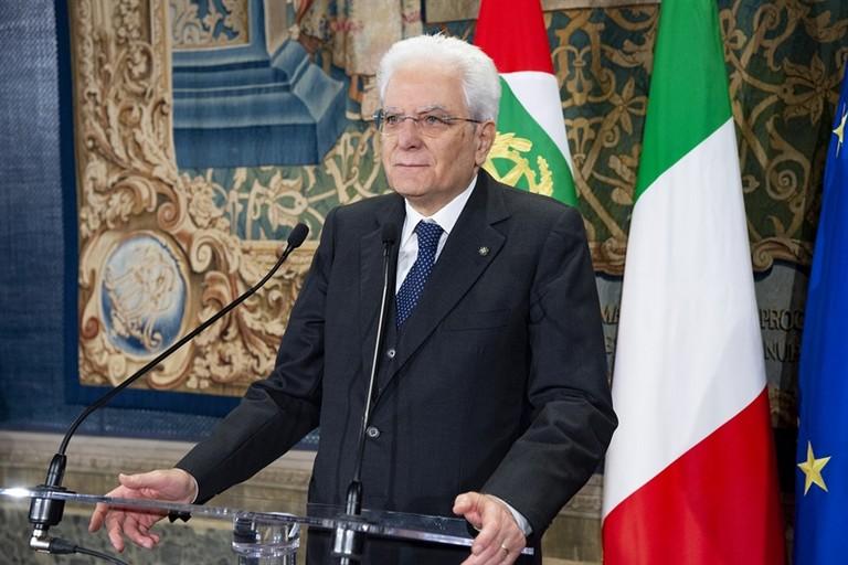 Presidente della Repubblica, Sergio Mattarella