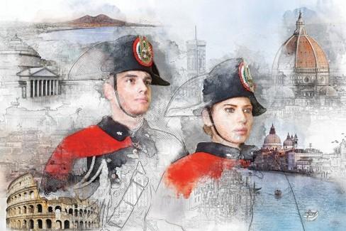 Il Calendario dell'Arma dei Carabinieri 2019