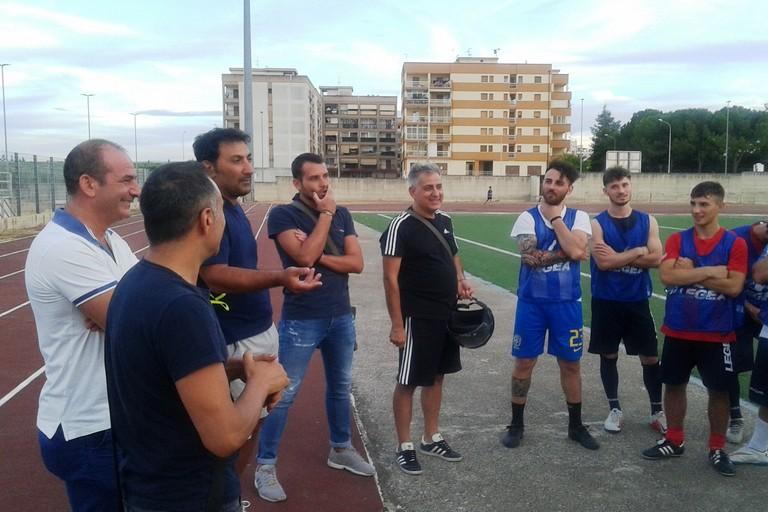 Mugeo Antonio Canusium Calcio