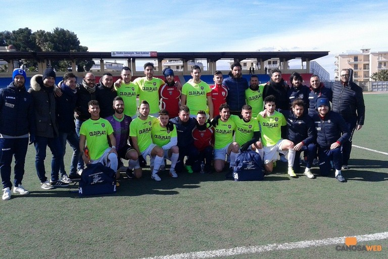 Canusium Calcio 2019