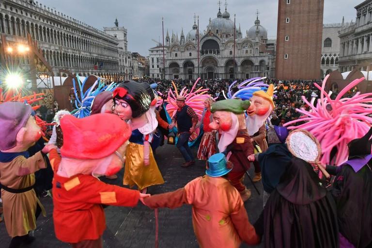 2019 Carnevale Venezia