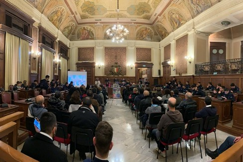 Radio Panetti Sala Consiliare Comune  Bari