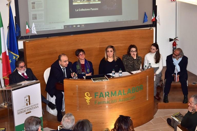 2019 Canosa  Convegno Archivi storico fotografici